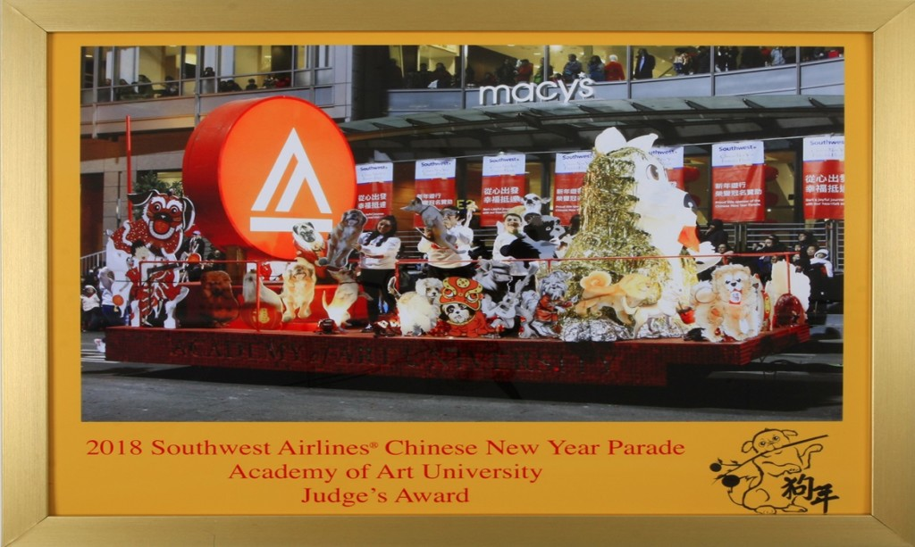 2018 Southwest Airlines Chinese New Year Parade