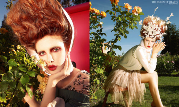 MFA Photography Student Featured in Vogue Italia