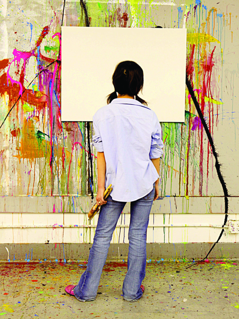 How To Make Your Art School Portfolio For College Admissions Stand Out