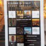 Study Abroad Exhibit 2018