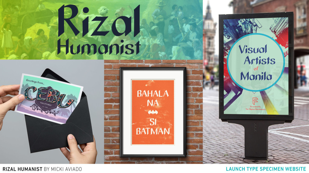 Rizal Humanist by Micki Aviado