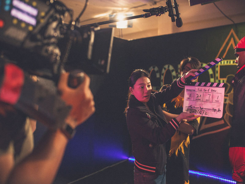 screenwriting for shoot