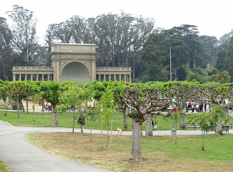 Music Concourse - Golden Gate Park