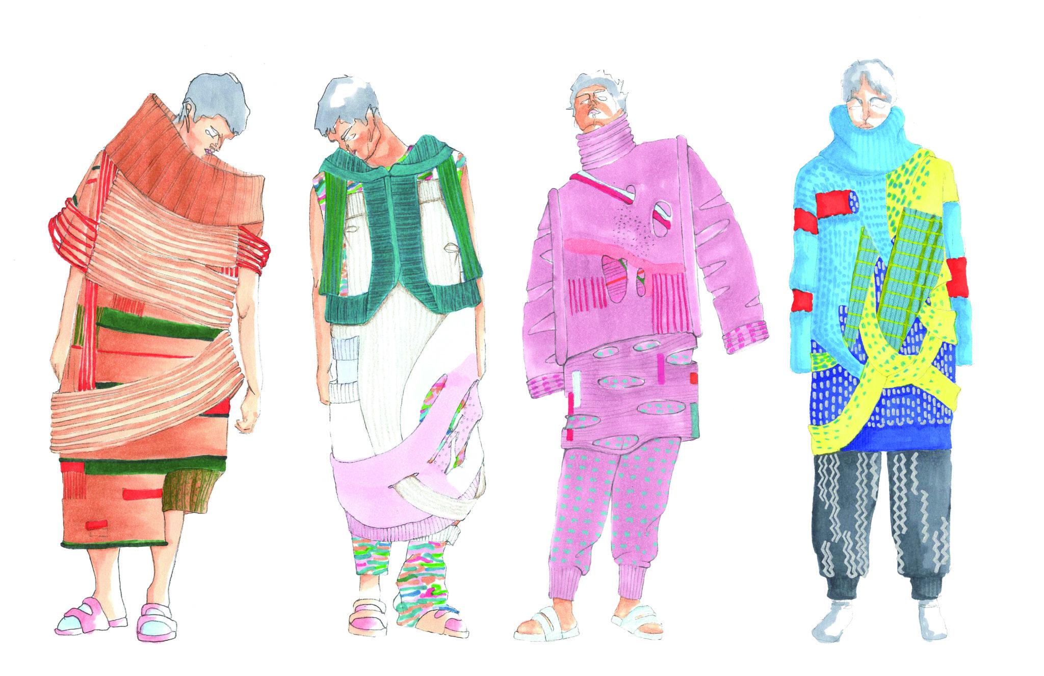 Beam Ratchapol Ngaongam lineup collection