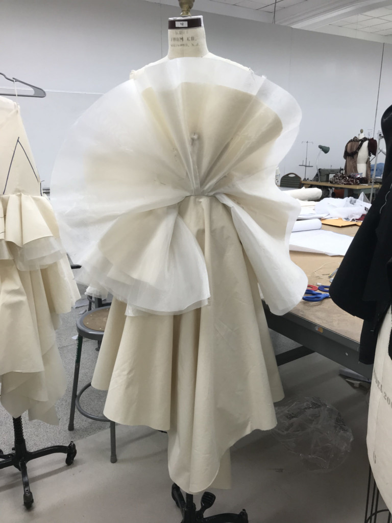 Zizi Ye Fashion Show look