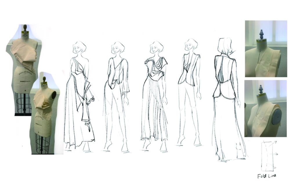 Zizi Ye sketches
