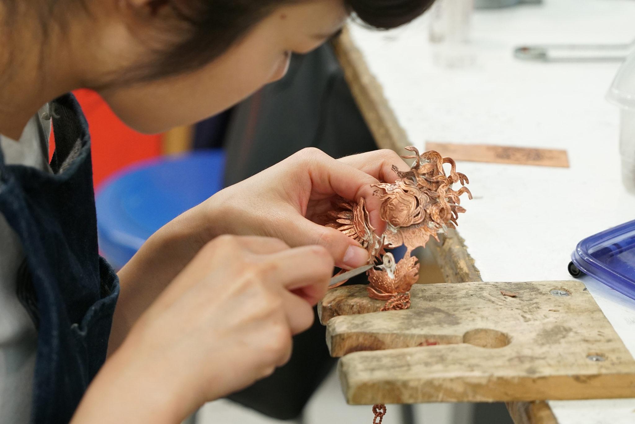 Jewelry and Metal Arts - benchwork