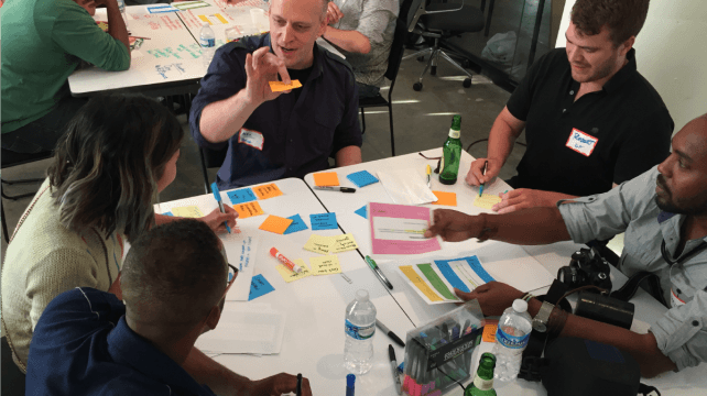 SF Design Week - Academy of Art Workshop