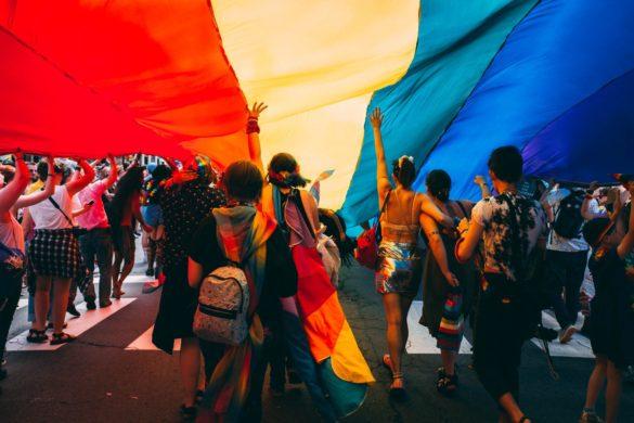 LGBTQ+ Pride Month Parade