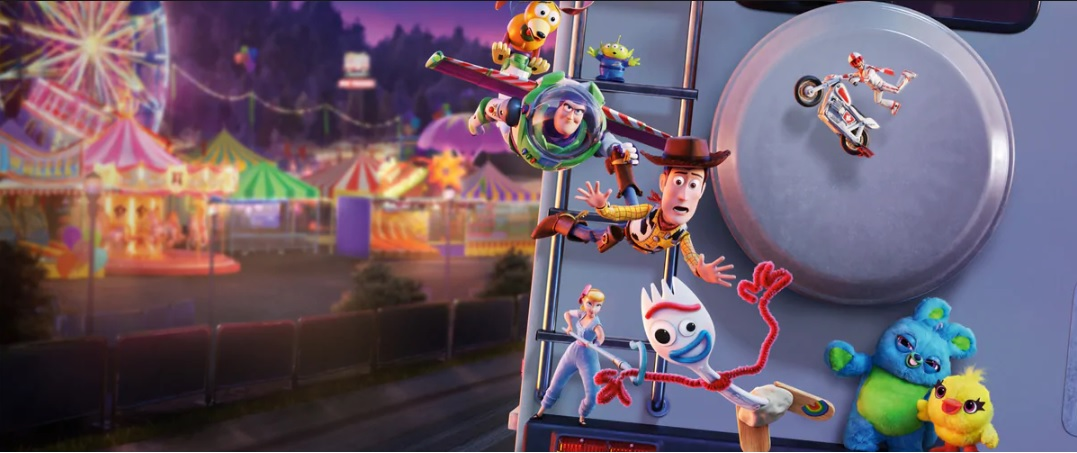 Toy Story 4 by Pixar