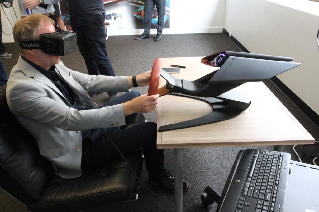 Jaguar Oculus Presentation