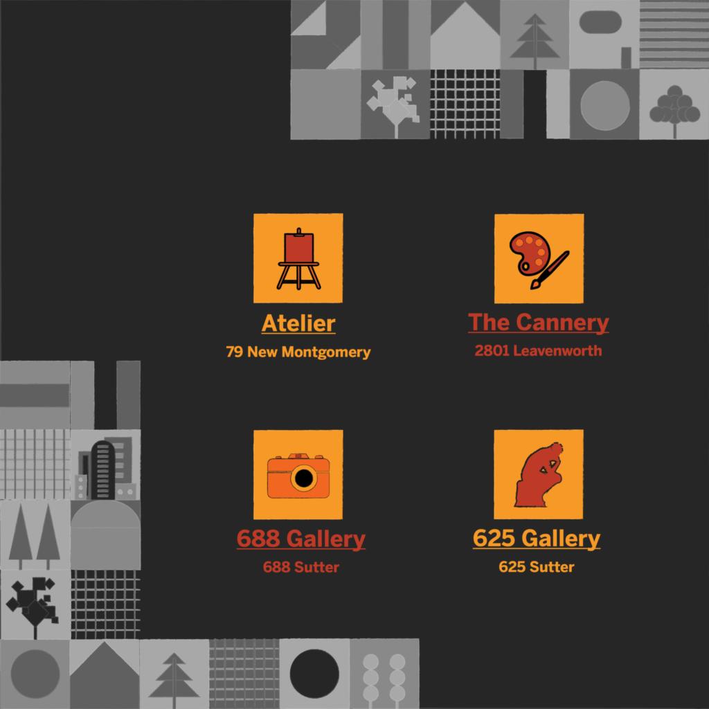 academy of art galleries