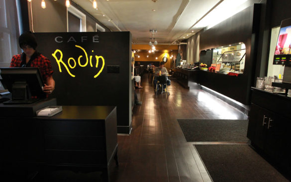 Academy of Art Cafe Rodin