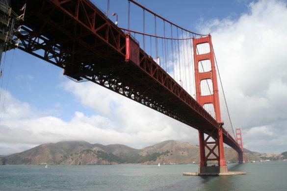 Golden Gate Bridge wormsview