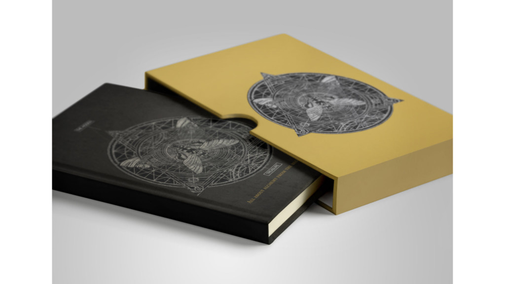 Book design by BFA student Hoda Pedramrazi