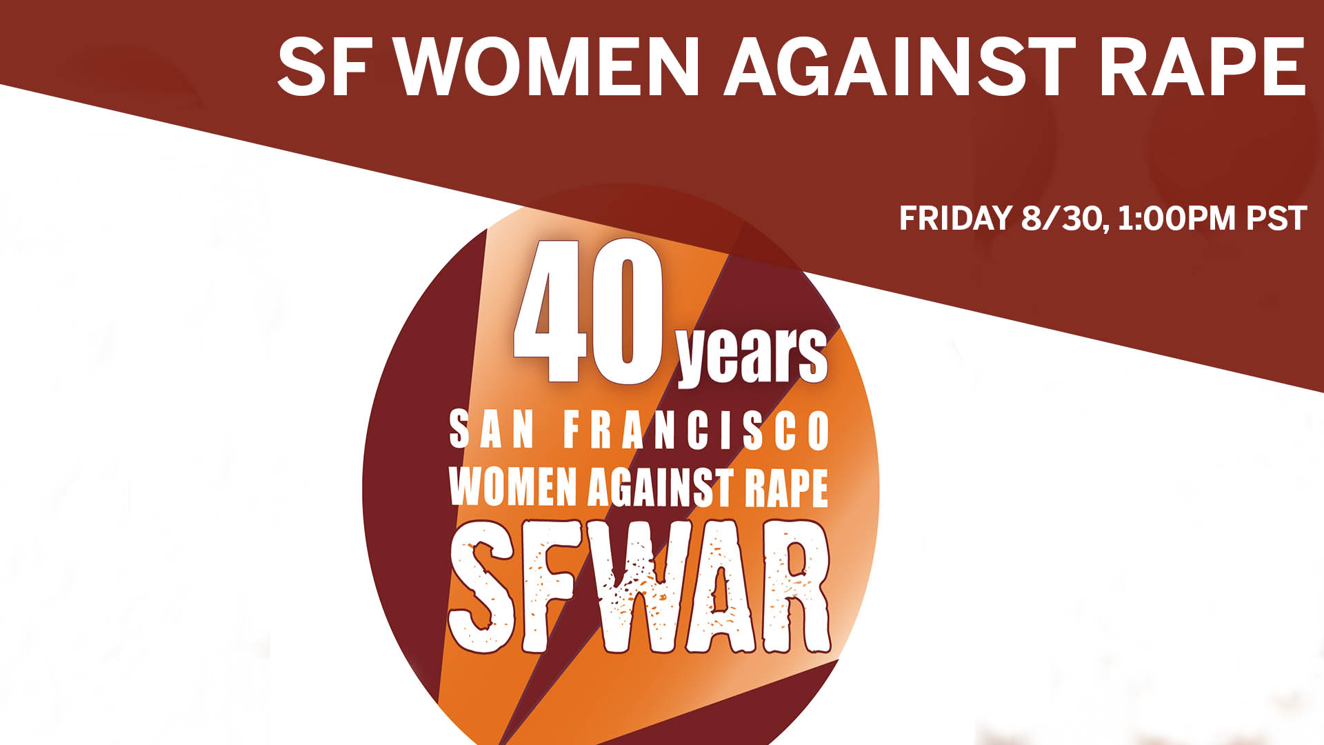 SF Women Against Rape Title IX