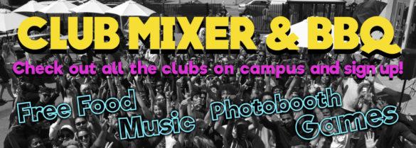 Academy of Art Fall Club Mixer