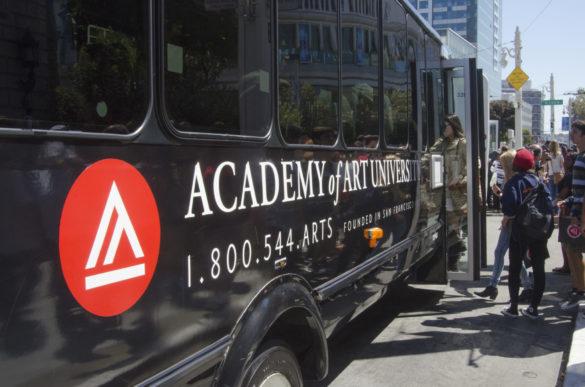 Academy of Art University - First Day High