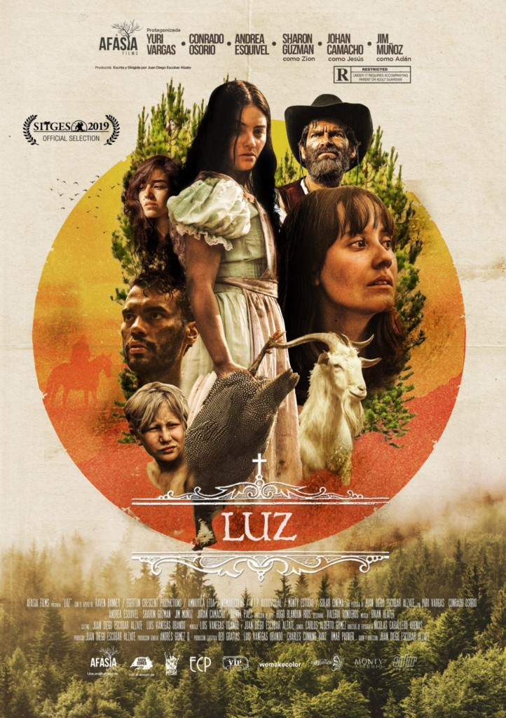 Poster of Luz by Juan Diego Escobar Alzate