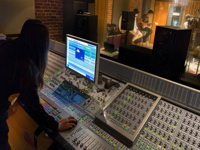 Music Production and Sound Design supervisor at sound board