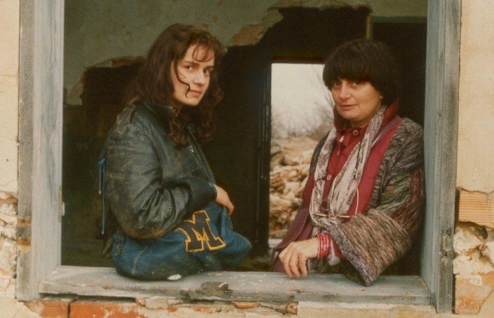 female filmmakers agnes varda vagabond