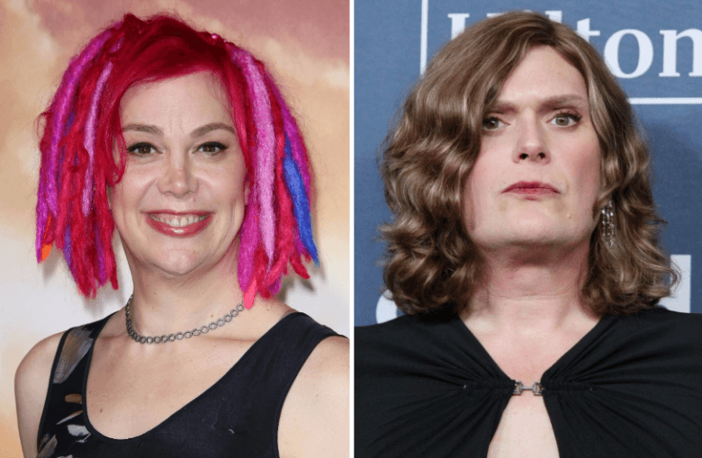 female filmmakers lilly and lana wachowski