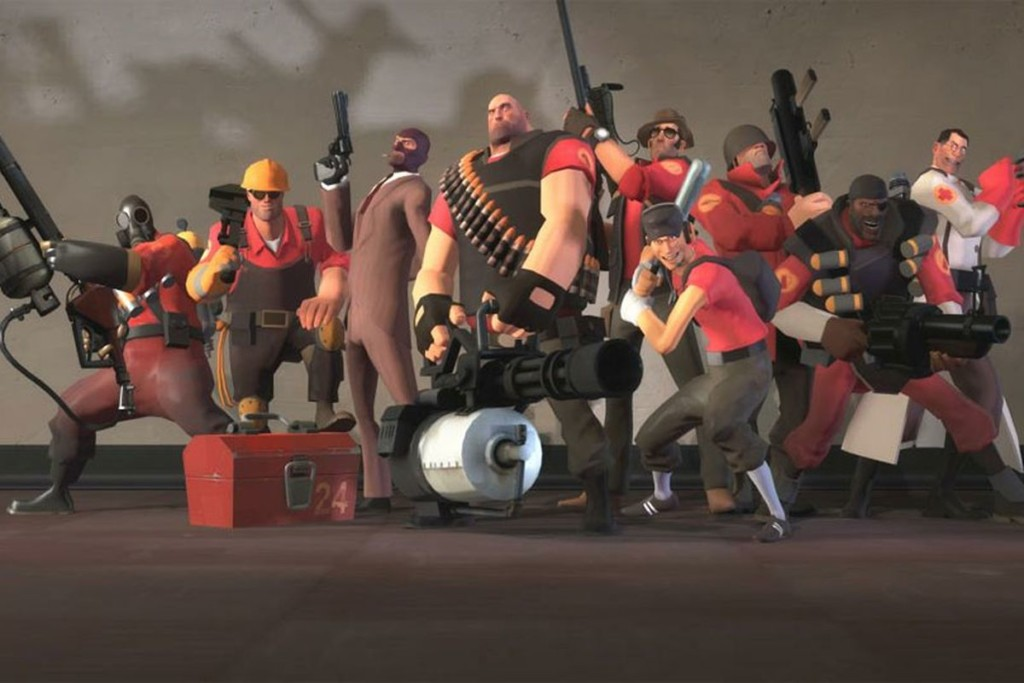 Team Fortress 2 by Valve
