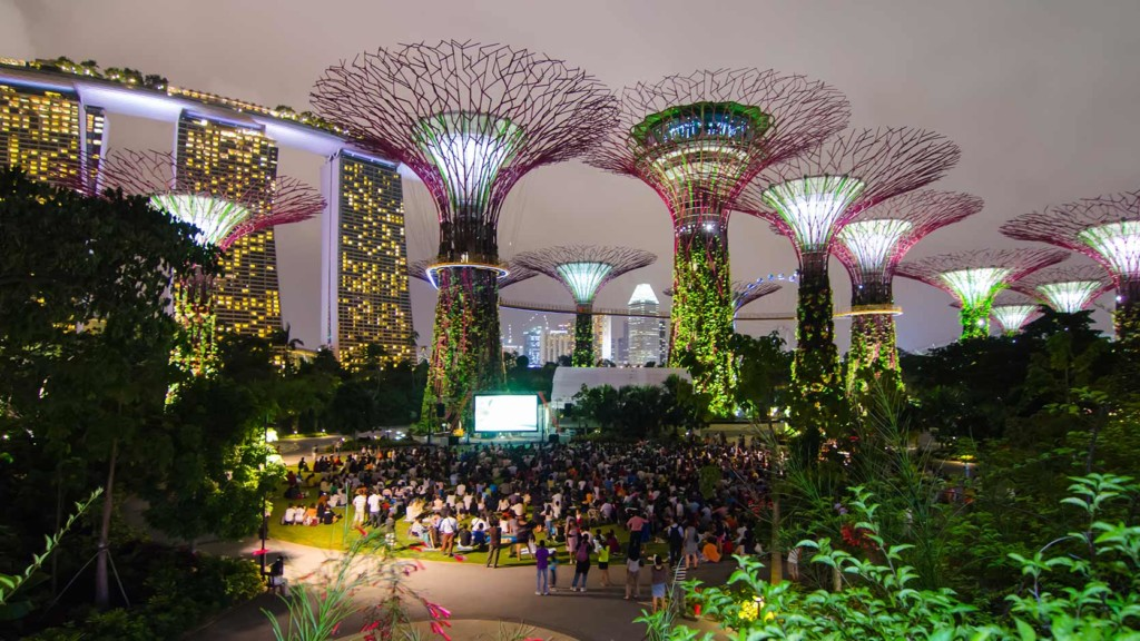 Gardens By The Bay - Supergrove Trees