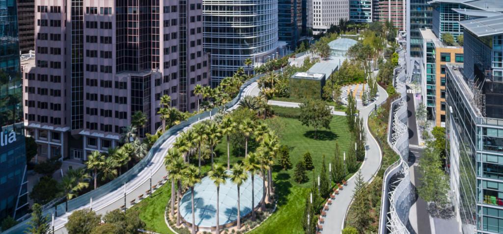 Salesforce Tower Park - San Francisco
