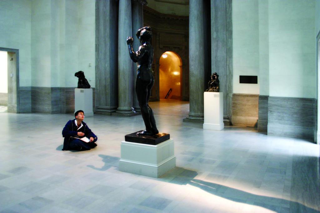 foundations art history