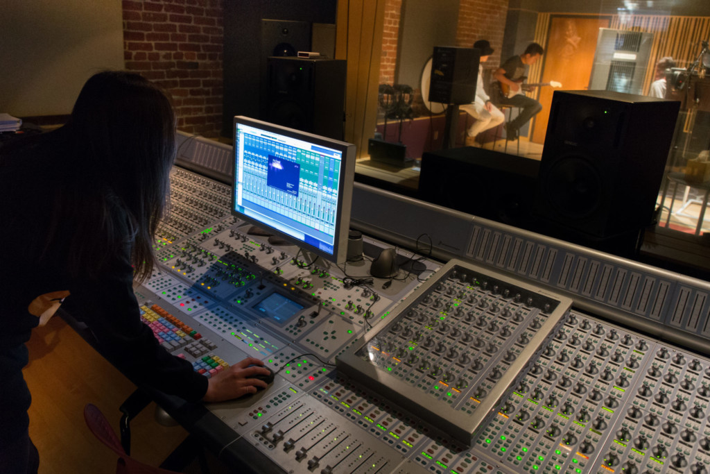 Music Production - Recording Session