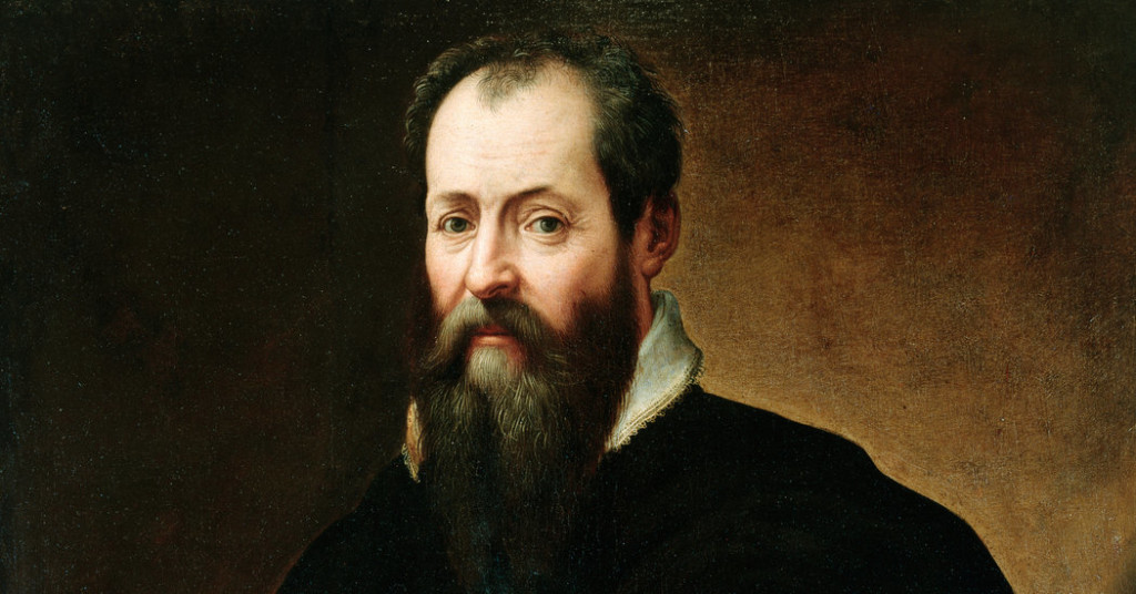 Famous Art Historians - Giorgio Vasari