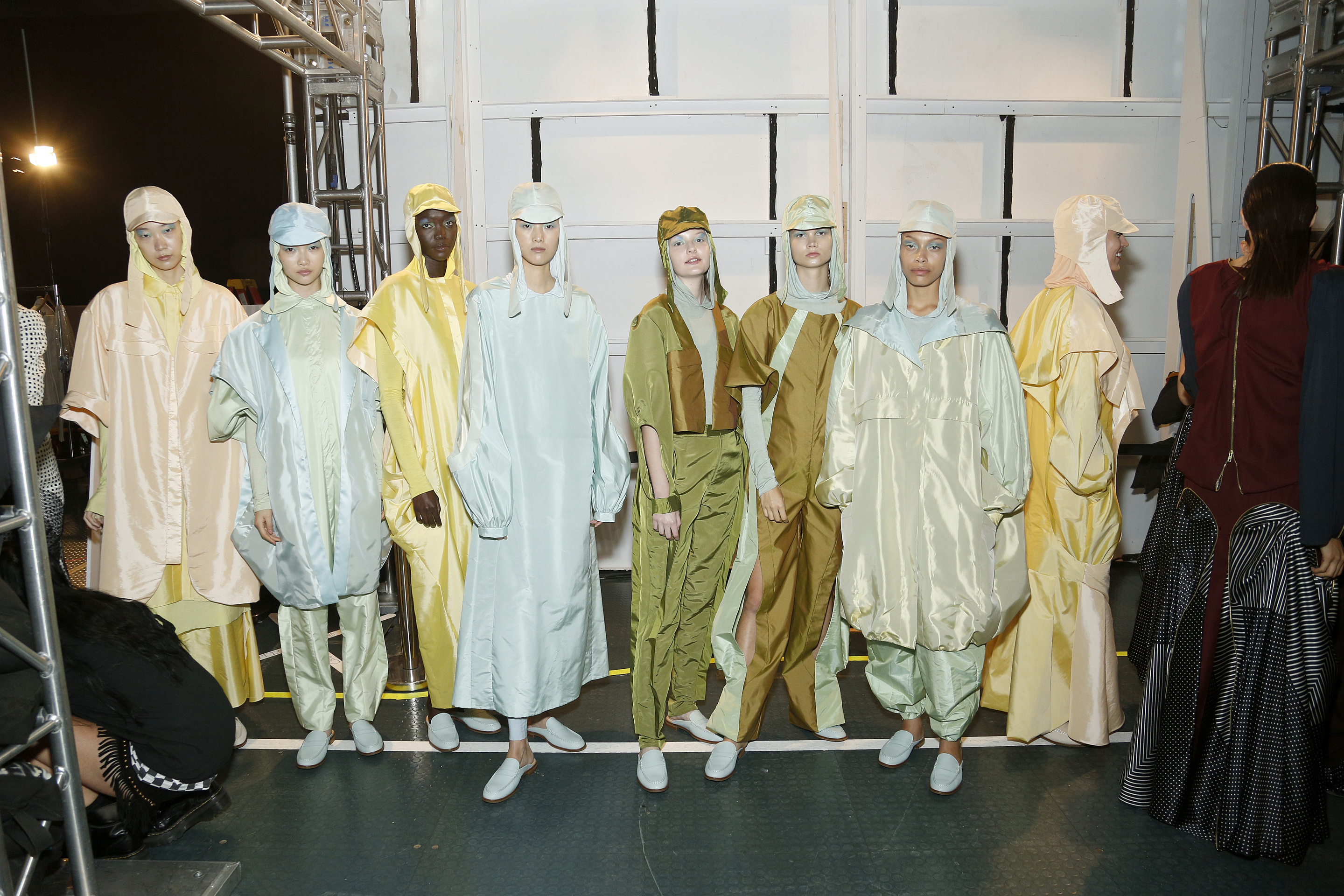 Academy Of Art University Spring 2020 Collections - Backstage