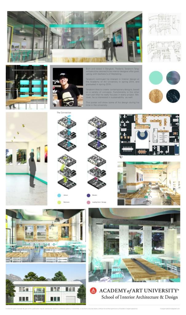 Project by Academy student Tanakorn Tangwiriyakulchai