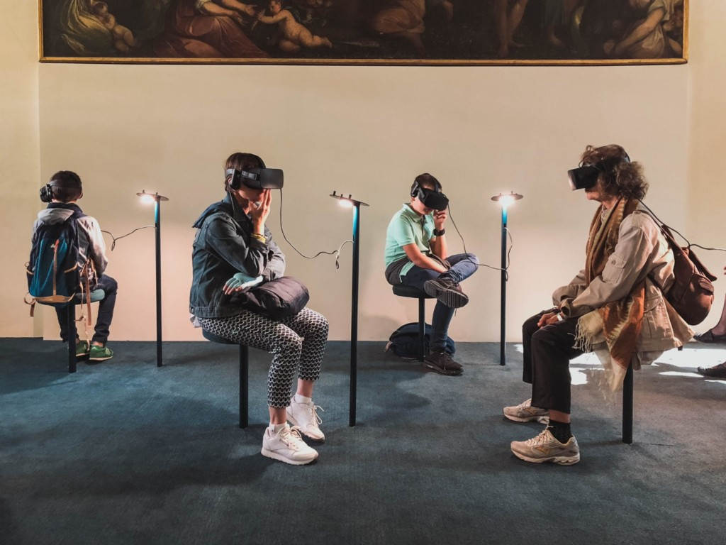 UX/UI Trends for 2020 - AR/VR