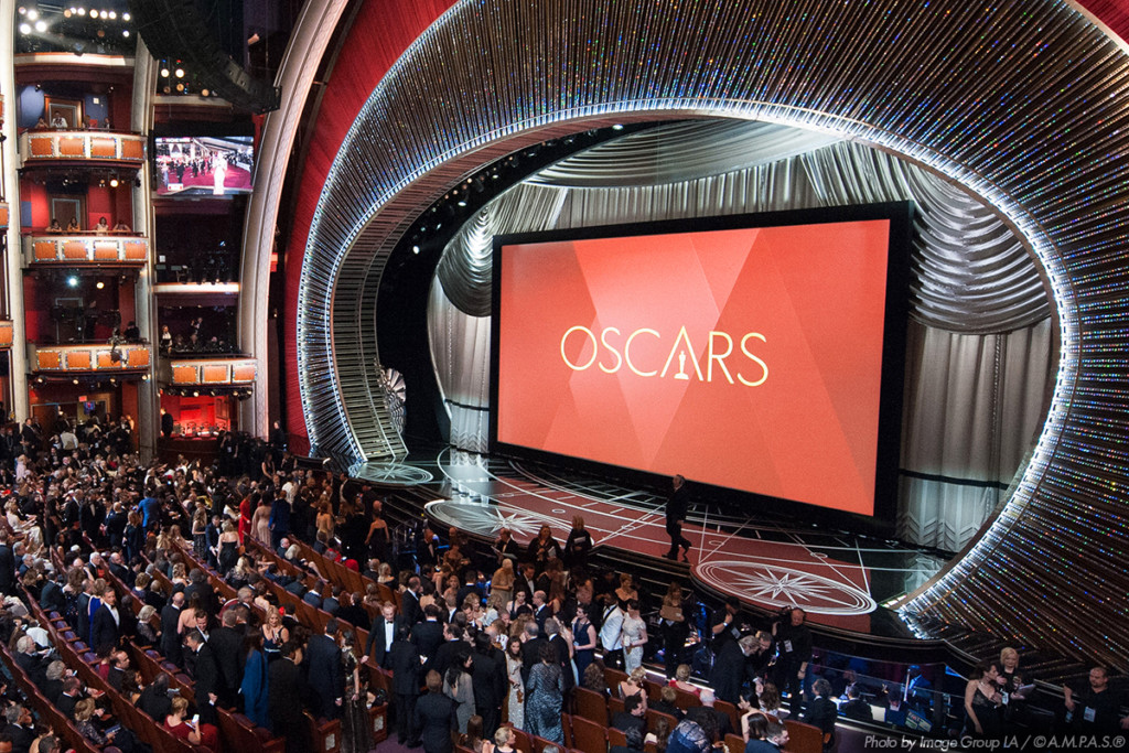 Dolby Theatre for Oscars 2020