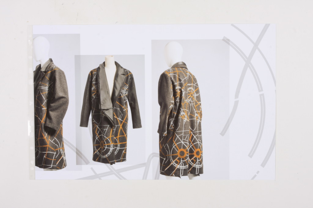 Project by Academy Fashion student Hanh Nguyen