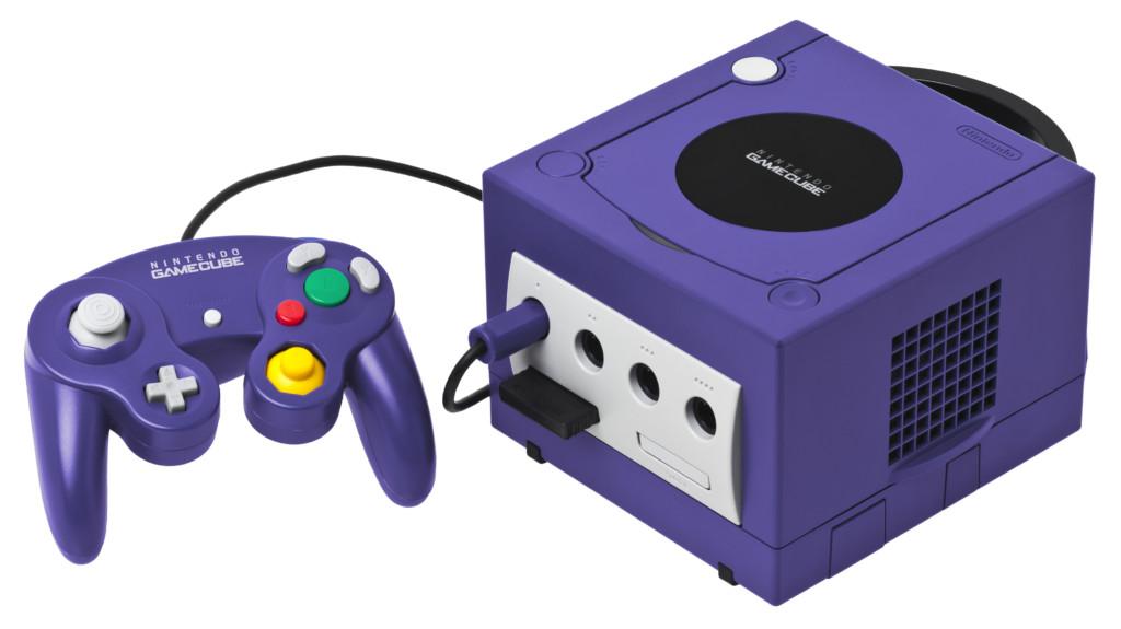 Game development milestone: the Nintendo Gamecube