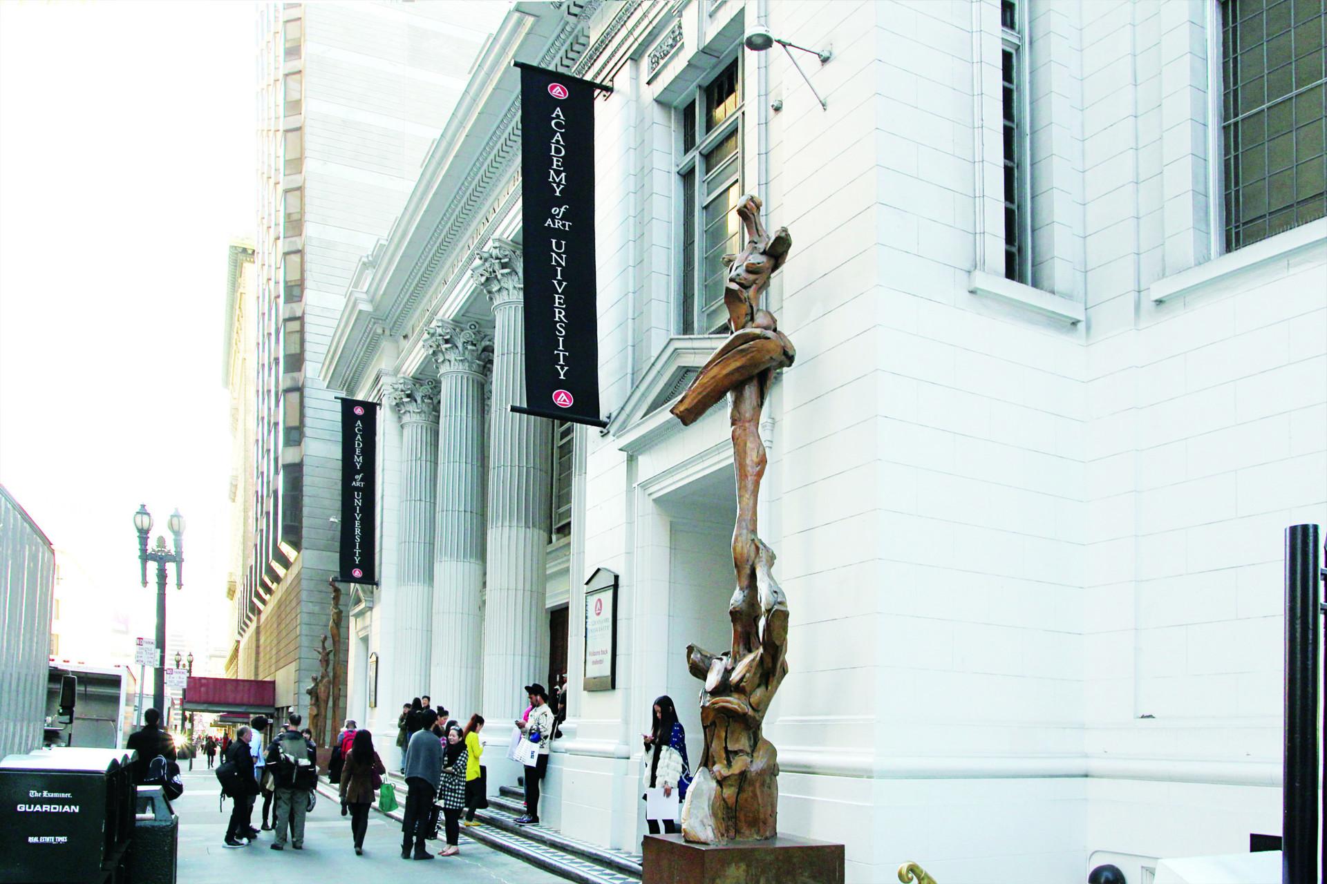 Academy of Art building facade