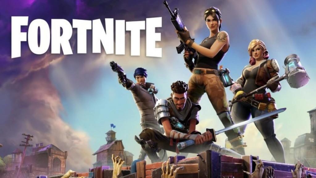 Fortnite online game