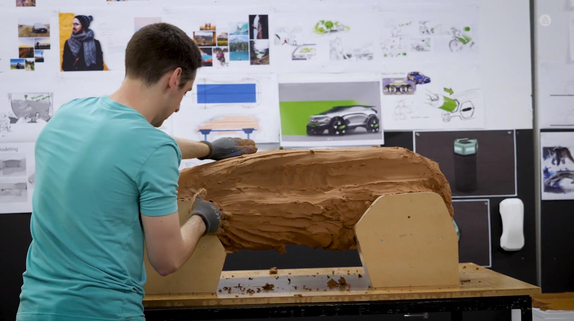 Subaru-School of Industrial Design Partnership