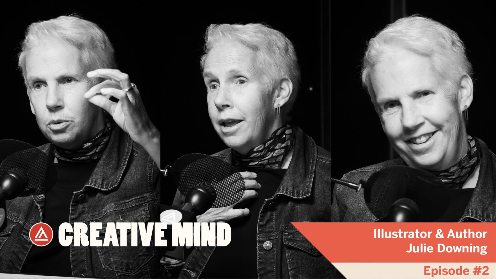 Creative Mind - Julie Downing
