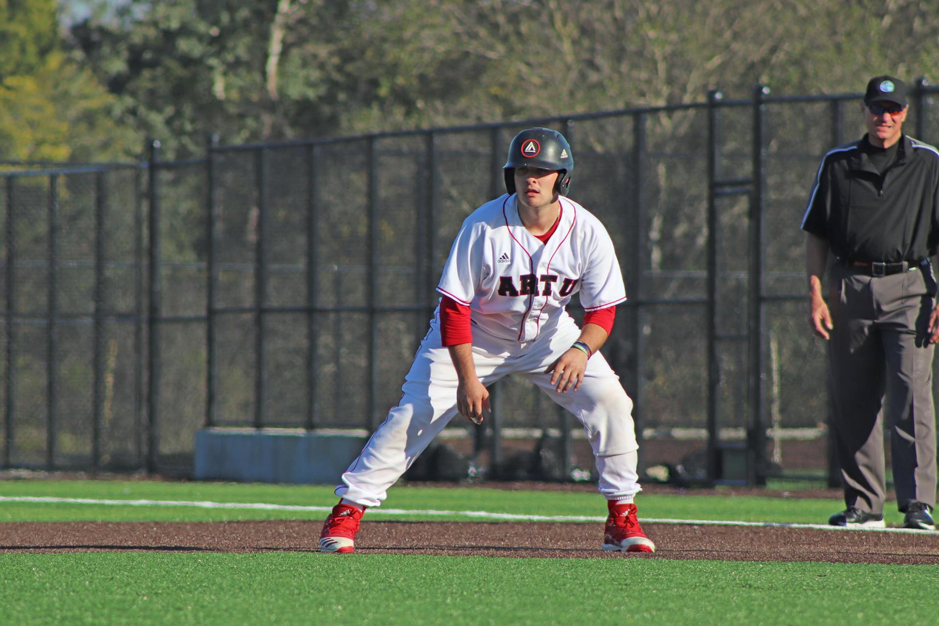 Ryan Gamboa - Men's Baseball Team