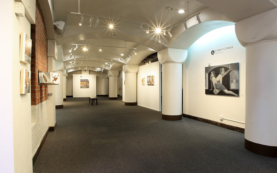 academy gallery-the cannery