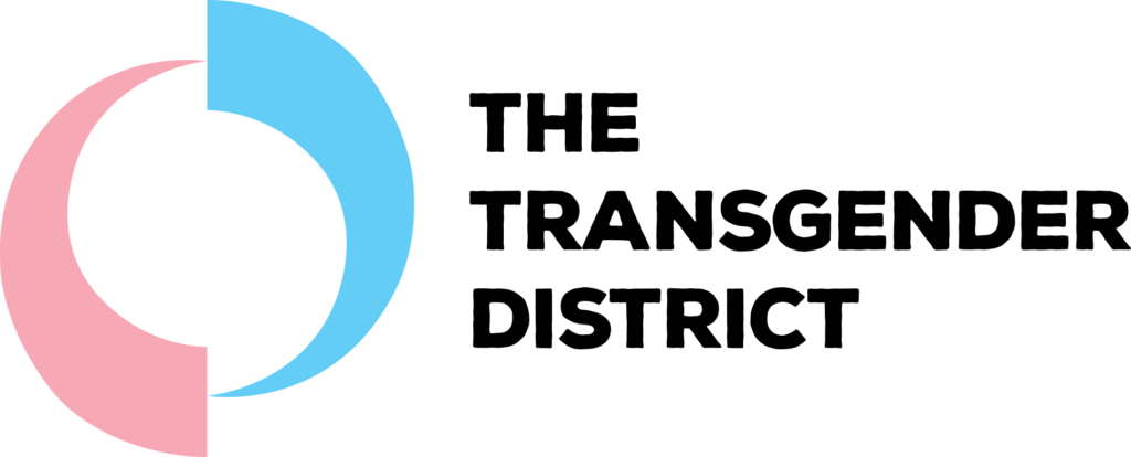 The Transgender District Logo