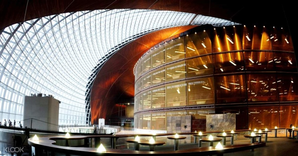 ARCH-modern-natl centre performing arts-klook