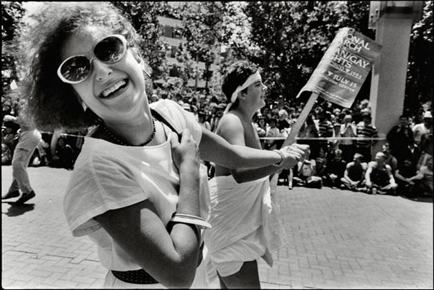 Pride-1984-Saul-SandraPhoto