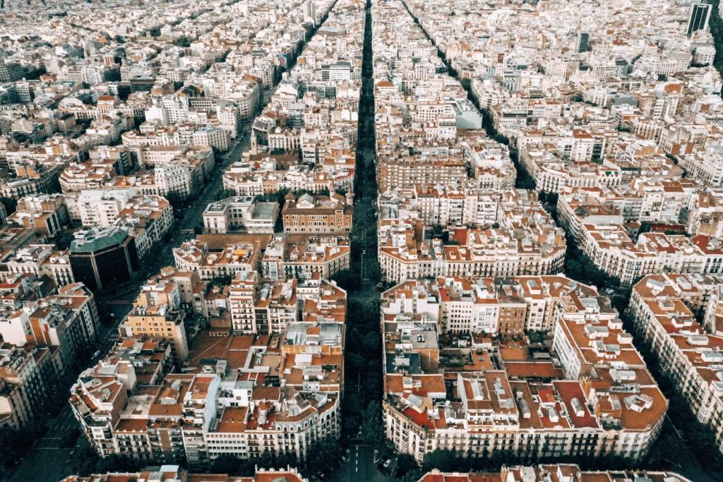 LAN-Barcelona Mega Blocks-Urban Planning