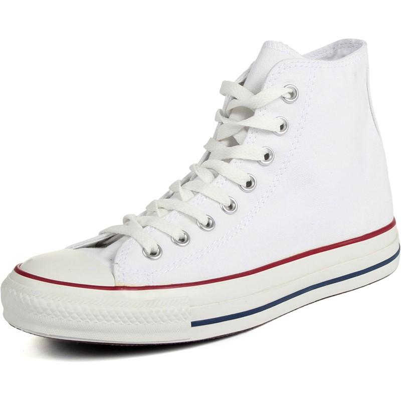 White Converse Chuck Taylor All Star sneaker