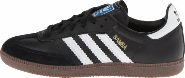 Black Adidas Samba sneaker
